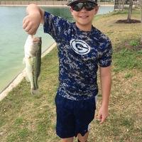 Lake Georgetown Fishing Report 03/18/2016