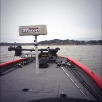 Lake Brownwood Fishing Report 02/09/2014