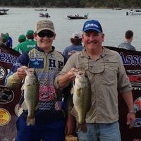 Squaw Creek Reservoir Fishing Report 02/20/2016