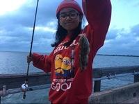 Copano Bay Fishing Report 04/16/2017