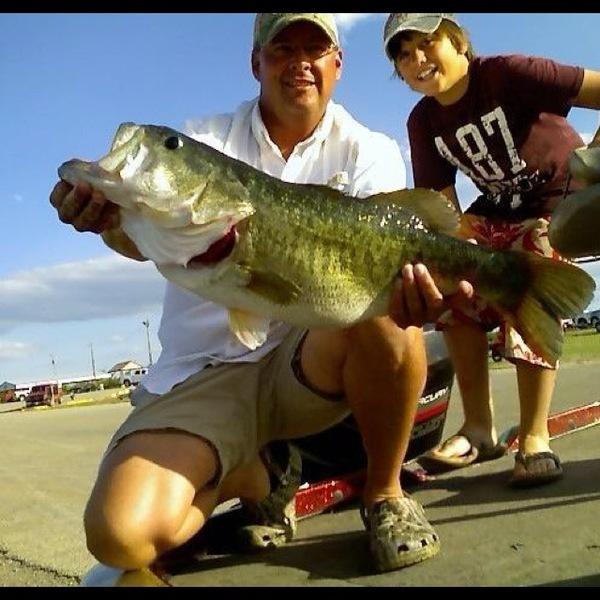 O.H. Ivie Lake Fishing Report 09/12/2013