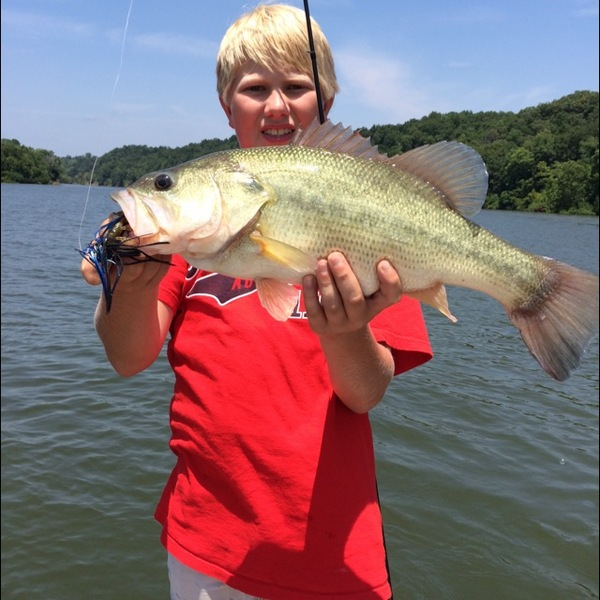Lake barkley fishing reports fishingscout mobile app for Kentucky lake fishing guides