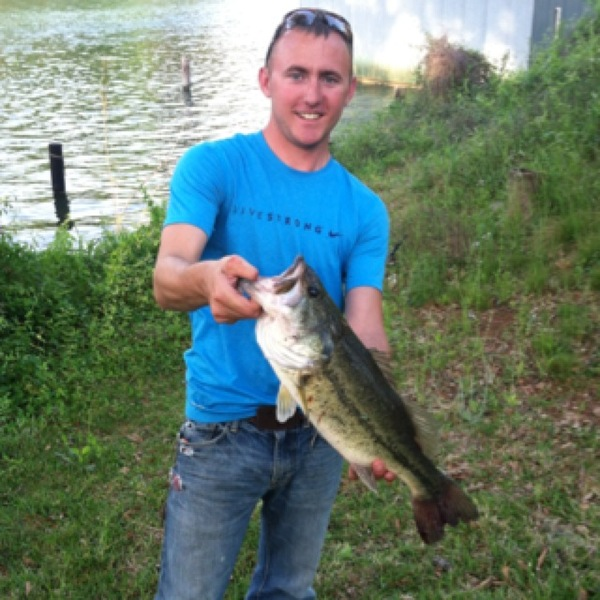 Lake Jacksonville Fishing Report 04/23/2013