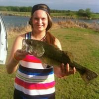 Elmo Ponds Fishing Report 06/08/2014