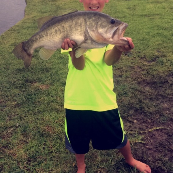 League City Ponds Fishing Report 09/22/2015