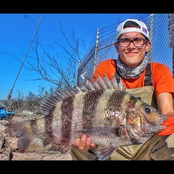Oso Bay Fishing Report 02/13/2014