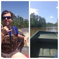 Pine Island Bayou Fishing Report 04/18/2014