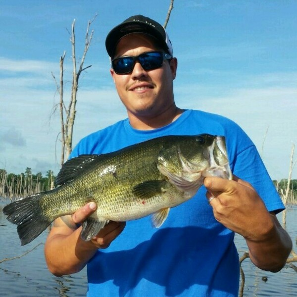 Lake Naconiche Fishing Report 06/22/2014