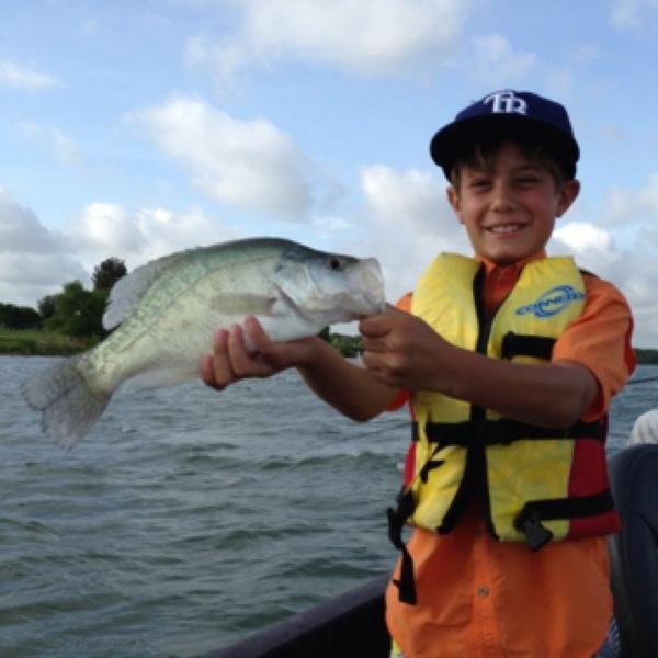 Granger Lake Fishing Report 08/04/2013