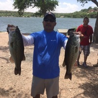Lubbock Ponds Fishing Report 06/15/2016