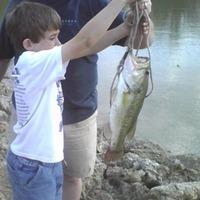 Granger Lake Fishing Report 04/06/2015