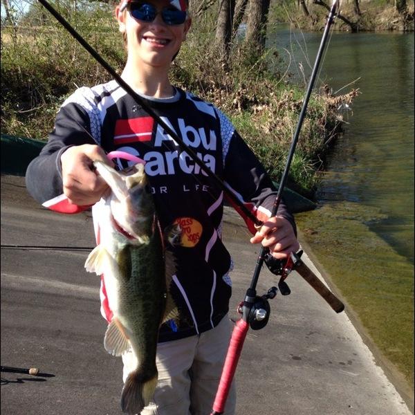 Plano Ponds Fishing Report 03/31/2014