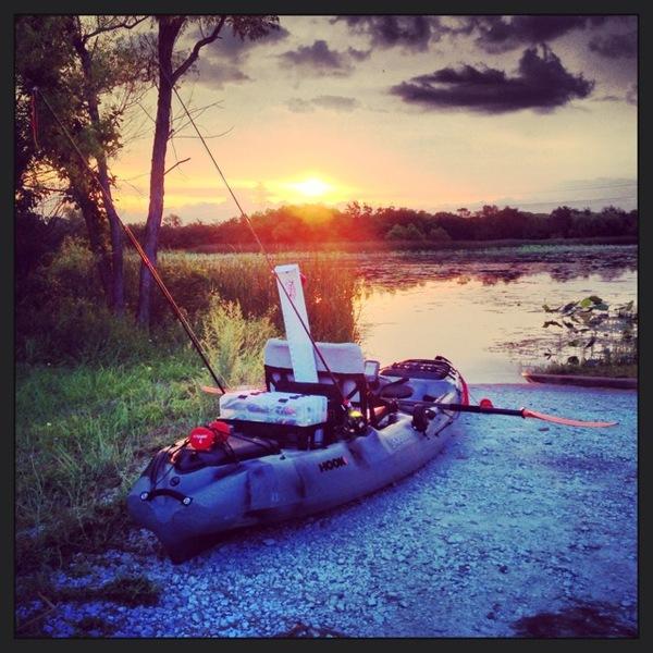South Lake Fishing Report 06/16/2013