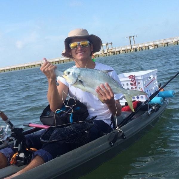 Bastrop Bay Fishing Report 05/24/2014
