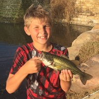 Frisco Ponds Fishing Report 09/29/2016