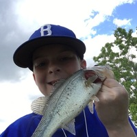Flower Mound Ponds Fishing Report 04/08/2017