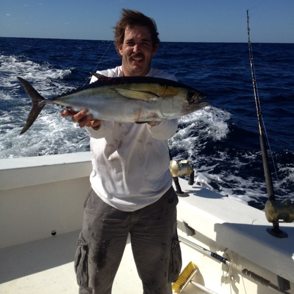 Black fin tuna lower laguna madre south padre i tx for South padre fishing report