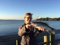Fayette County Reservoir Fishing Report 04/23/2017