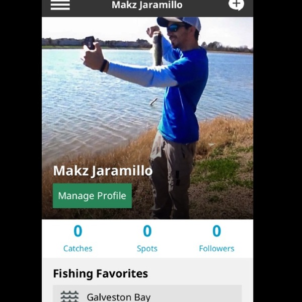 Other freshwater clear creek tx fishingscout for Clear creek fishing report