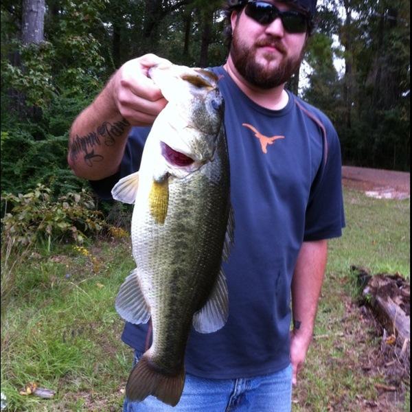 Conroe Ponds Fishing Report 10/27/2013