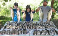 Richland-Chambers Reservoir Fishing Report 03/20/2017