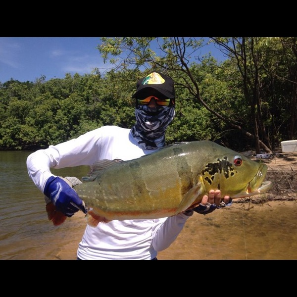 Orinoco River Fishing Report 02/06/2014