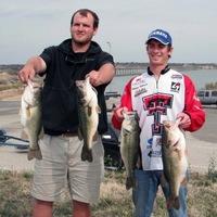Hubbard Creek Lake Fishing Report 03/22/2016