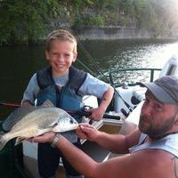 Mohawk river fishing reports fishingscout mobile app for Big mohawk fishing boat