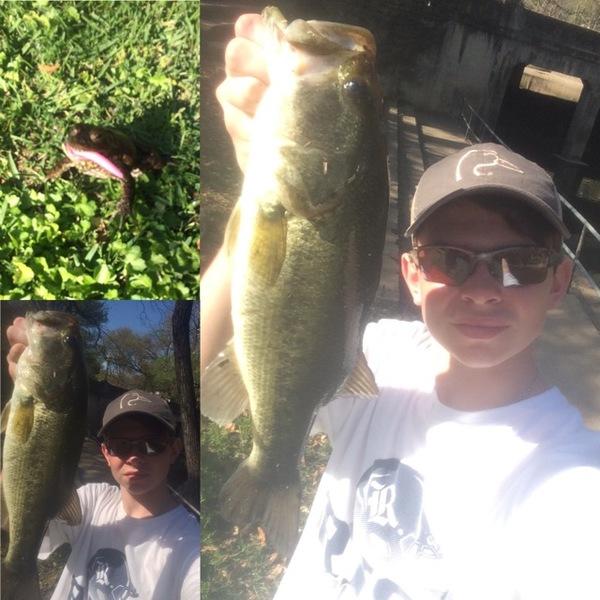 Dallas Ponds Fishing Report 03/20/2017