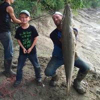 Trinity River Fishing Report 07/31/2016