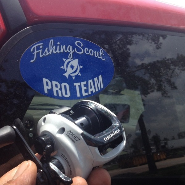 Greens Bayou Fishing Report 06/16/2014