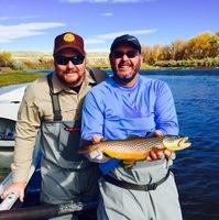 Big Horn River Fishing Report 10/28/2016