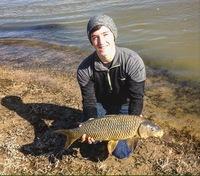 Aquilla Lake Fishing Report 01/14/2016
