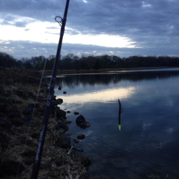 Loy Lake Fishing Report 04/05/2014
