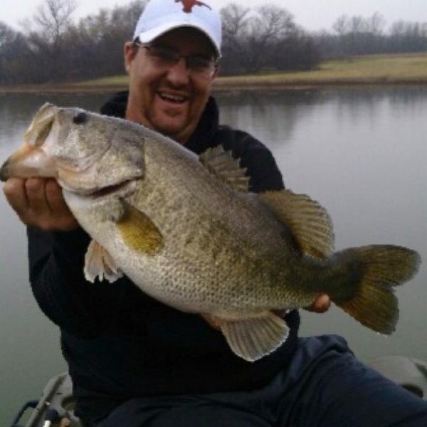 San Marcos River Fishing Report 03/08/2014