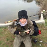 Rowlett Ponds Fishing Report 02/24/2015