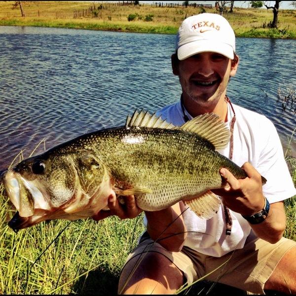 San Marcos River Fishing Report 05/19/2014