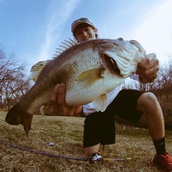 Mansfield Ponds Fishing Report 01/29/2015