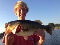 Fairfield Ponds Fishing Report 08/03/2016
