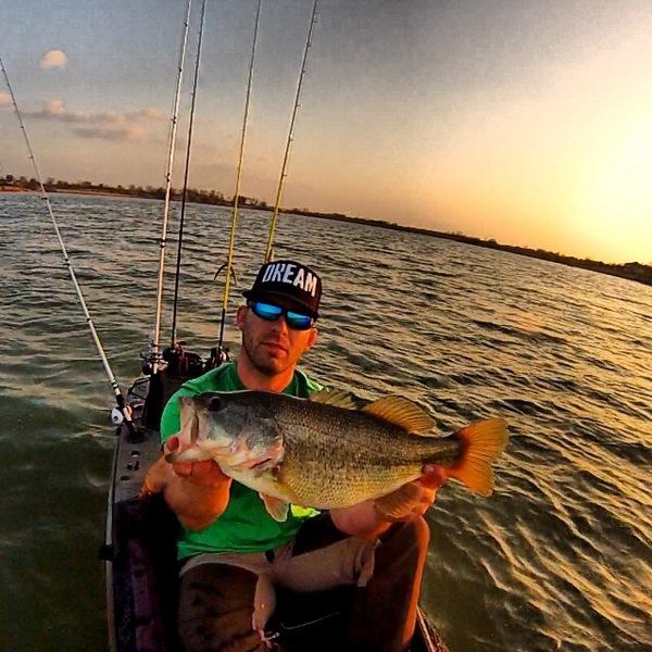 Lake Pflugerville Fishing Report 02/19/2014