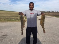 Granger Lake Fishing Report 12/21/2015