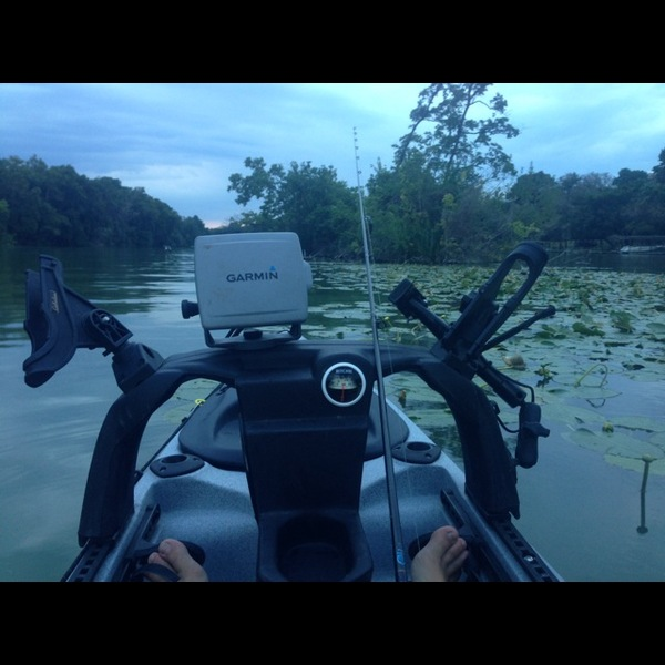 Lake Placid  Fishing Report 08/12/2014
