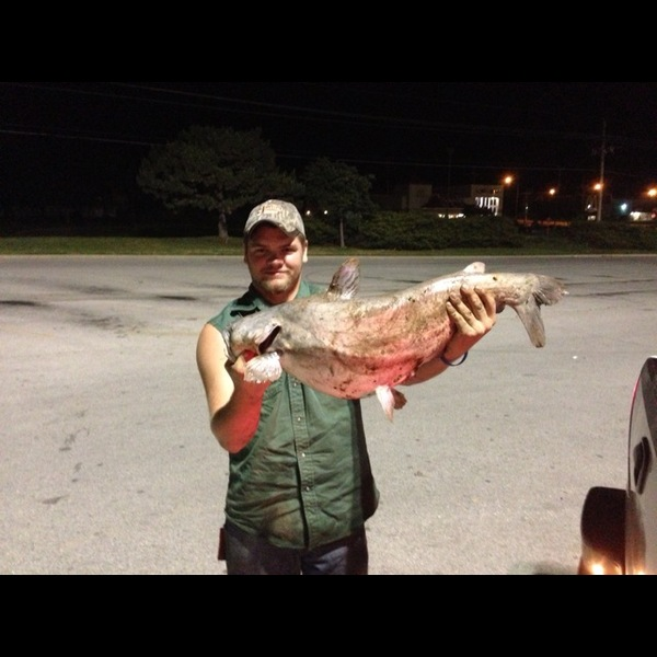 Caney river fishing reports fishingscout mobile app for Oklahoma fishing report