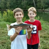 North Fork Holston River Fishing Report 09/04/2017