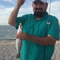 Corpus Christi Surf Fishing Report 07/22/2016