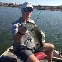 Lake Pat Cleburne Fishing Report 10/11/2015