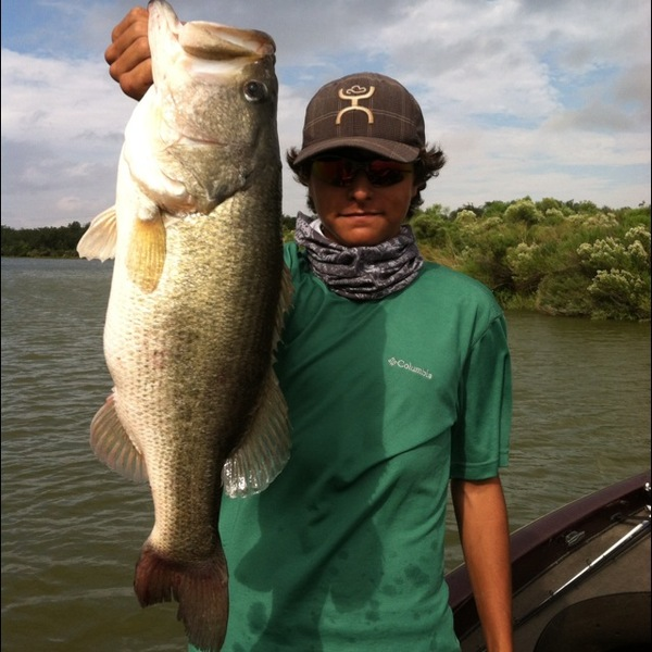Lake Nasworthy Fishing Report 10/14/2013