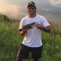 Denton Ponds Fishing Report 08/31/2016