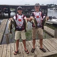 Lake Tyler Fishing Report 05/19/2015