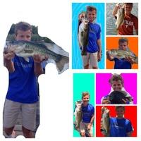 Pedernales River Fishing Report 06/12/2015